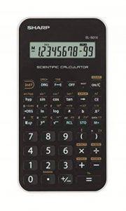 Sharp EL501XBWH Calculatrice de la marque Sharp image 0 produit