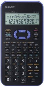 Sharp EL531XBPK Calculatrice scientifique Rose (Import Royaume Uni) de la marque Sharp image 0 produit