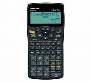 Sharp Réf ELW531B WriteView Calculatrice scientifique Alimentation par piles Affichage sur 4 lignes 335 fonctions (Import Royaume Uni) de la marque Sharp image 0 produit