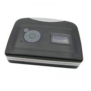 Sharplace USB Lecteur de Casette Magnétophone Convertisseur Casette vers MP3 Audio Portable Tap Recorder pour Windows XP/Vista 11x8x3cm de la marque Sharplace image 0 produit