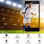 Smartphone Pas Cher 4G,8Pcs V A10 8Go ROM 5MP Appareil Photo Android 7,0 2800mAh Batterie Ecran 5,0 Pouces Double SIM WIFI GPS Quad Core Smartphone Debloqué (Or) de la marque image 2 produit