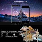 Smartphone Pas Cher 4G,9Pcs V N8 8,0MP Camera Arriere 16Go ROM Double Double Sim Quad Core Unlocked Smartphone 5,5 Pouces 18: 9 Ecran Android 7,0 2800mAh Batterie WIFI GPS(Or) de la marque Vmobile image 2 produit