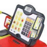 Smoby 350102 - Caisse Enregistreuse Electronique - Accessoires Inclus - Effets Sonores et Lumineux de la marque Smoby image 3 produit