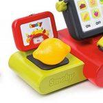 Smoby 350102 - Caisse Enregistreuse Electronique - Accessoires Inclus - Effets Sonores et Lumineux de la marque Smoby image 4 produit