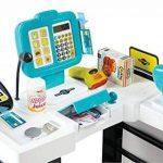 Smoby - 350206 - Supermarket - + Chariot et Caisse Enregistreuse Electronique - Balance et Lecteur CB - + 41 Accessoires Inclus de la marque Smoby image 1 produit