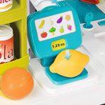 Smoby - 350206 - Supermarket - + Chariot et Caisse Enregistreuse Electronique - Balance et Lecteur CB - + 41 Accessoires Inclus de la marque Smoby image 2 produit