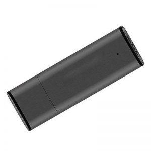 SODIAL 2-en-1 8 Go USB Stick memoire de dictaphone numerique gris de la marque SODIAL image 0 produit