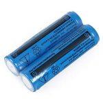 SODIAL(R) 2x18650 Batteries 3000mAh 3.7V rechargeable Li-ion rechargeable lampe torche de la marque SODIAL(R) image 1 produit