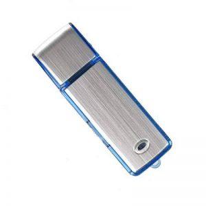 SODIAL (R)MINI ENREGISTREUR VOCAL VOICE NUMERIQUE 4 GB CLE USB de la marque SODIAL(R) image 0 produit