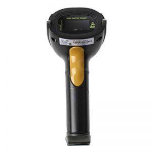 SODIAL(R) USB Code a Barres Scanneur Reader Lecteur Laser Douchette Barcode Scanner noir de la marque SODIAL(R) image 0 produit
