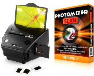 SOMIKON Dia/Photo Scanner de négatifs & SD 510avec capteur 5,1Mpx pour PC de la marque Somikon image 0 produit
