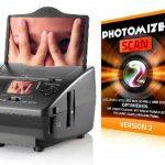 Somikon SD-1400 Scanner de diapositives, photos et négatifs avec capteur 14mpx et carte SD de la marque Somikon image 1 produit