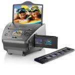 Somikon SD-1400 Scanner de diapositives, photos et négatifs avec capteur 14mpx et carte SD de la marque Somikon image 4 produit