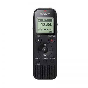 Sony ICD-PX470 Dictaphone numérique stéréo 4 Go avec Slot micro SD de la marque Sony image 0 produit