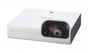 """Sony VPL-SW235 vidéo-projecteur - vidéo-projecteurs (1447,8 - 2616,2 mm (57 - 103""""), 16:10, Secteur, 4:3, 16:9, 16:10, 3000:1, 3LCD) de la marque Sony image 0 produit"""