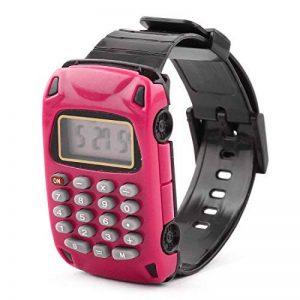 sourcingmap École accueil Montre bracelet amovible car Design 8 calculatrice électronique de la marque Sourcingmap image 0 produit