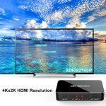 SOWTECH 4 x 1 HDMI Switch 4K avec Audio Optical TOSLINK Out - 4 Ports Ultra HD 4K x 2K HDMI Commutateur Audio Extractor avec Télécommande IR [Supporte ARC | 3D 1080p] pour Macbook/HDTV/Laptop de la marque SOWTECH image 2 produit