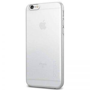 Spigen Coque iPhone 6s, [AirSkin] Ultra-Thin [Soft Clear] Premium Semi-Transparent Lightweight/Exact Fit/NO Bulkiness Hard Coque pour iPhone 6s (2015) - Soft Clear (SGP11595) de la marque Spigen image 0 produit