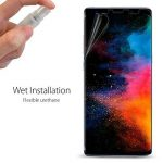 Spigen Film Protection Samsung Galaxy Note 8 [Compatible avec la Coque, Couverture maximale] **Liquid installation** TPU Film, Pas en verre trempé *Ultra Clair* [Neo Flex] Film Protection ecran Galaxy Note8 (587FL22103) de la marque Spigen image 1 produit