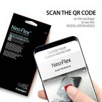 Spigen [Pas en verre trempé] **2 Pack** Film Protection Samsung Galaxy S8 [Compatible avec la Coque , Couverture maximale] **Liquid installation** TPU Film Samsung Galaxy S8 *Ultra Clair* [Neo Flex] Film Protection ecran Galaxy S8 (565FL22269) de la marqu image 1 produit