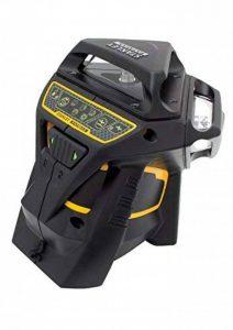 Stanley FatMax Niveau laser X3G, nivellement automatique avec diode verte, lunettes de vision de faisceau laser vertes, chargeur et mallette de transport, 1pièce, FMHT1–77356 de la marque Stanley image 0 produit