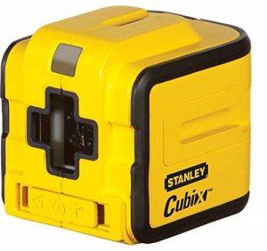 Stanley STHT1-77340 Niveau Laser Croix Automatique Cubix de la marque Stanley image 0 produit