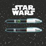 Star Wars BIC 4 Couleurs Stylos-Billes - Corps Noirs Assortis, Blister de 3 de la marque BIC image 4 produit