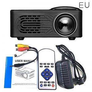 Starter Projecteur de LED, 1080p Full HD Mini Projecteur Multimédia Home Cinéma LCD Projecteur pour Movie Video Games Party. de la marque Starter image 0 produit