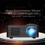Starter Projecteur de LED, 1080p Full HD Mini Projecteur Multimédia Home Cinéma LCD Projecteur pour Movie Video Games Party. de la marque Starter image 1 produit