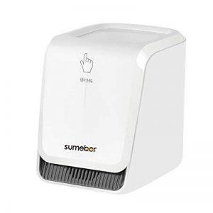 Sumeber – Lecteur de code-barres 1D/2D, mains libres, avec câble de 1,8 mètre (blanc) blanc de la marque Sumeber image 0 produit