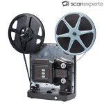 SUPER 8 SCANNERS A LOUER POUR UNE SEMAINE, louer Reflecta Super 8 Scanner y compris tutoriel vidéo, numériser Super 8 films (bobine max diamètre 24 cm), résolution: Full HD de la marque Scanexperte image 1 produit