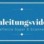 SUPER 8 SCANNERS A LOUER POUR UNE SEMAINE, louer Reflecta Super 8 Scanner y compris tutoriel vidéo, numériser Super 8 films (bobine max diamètre 24 cm), résolution: Full HD de la marque Scanexperte image 3 produit