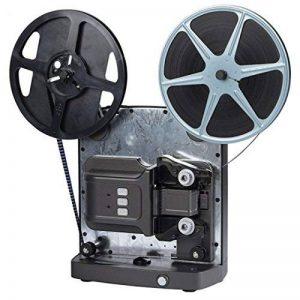 SUPER 8 SCANNERS A LOUER POUR UNE SEMAINE, louer Reflecta Super 8 Scanner y compris tutoriel vidéo, numériser Super 8 films (bobine max diamètre 24 cm), résolution: Full HD de la marque Scanexperte image 0 produit