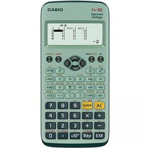 sur calculatrice casio TOP 0 image 0 produit
