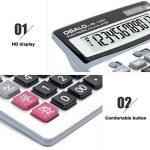 Swiftswan 1200V 12 Chiffres Calculatrice électronique Big Button Calculatrice de Puissance Double de la marque Swiftswan image 3 produit