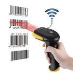 Swiftswan Bluetooth 4.0 USB Barcode Scanner Lecteur de Codes à Barres Laser portatif à Code Barre de la marque image 4 produit