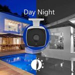 Système de Vidéo Surveillance DVR, SMONET 8 Canaux 1080P AHD DVR avec 6 Caméra Étanche 2.0MP, Détection de Mouvement, Alerte par Mail, Sauvegarde par USB(Disque dur 1To Préinstallé) de la marque SMONET image 4 produit