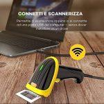TaoTronics Lecteur de codes-barres universel avec dispositif laser optique et câble USB de la marque TaoTronics image 1 produit