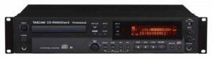 Tascam CD-RW900MK2 Portable CD Player Noir Lecteur de CD - Lecteurs de CD (16 bit, 95 DB, 0,008%, 95 DB, Orange, Numérique) de la marque Tascam image 0 produit