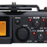 Tascam DR-70D – Enregistreur audio 4 pistes pour appareils reflex numériques (DSLR) de la marque Tascam image 2 produit