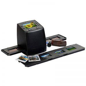 Technaxx DigiScan DS-02 Film Négatif/Diapositive pour Scanner 6.1cm USB 2.0 Noir de la marque Technaxx image 0 produit