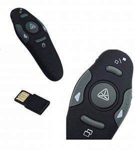Télécommande De Présentation Professionnelle Pour Powerpoint. Windows et Mac. de la marque Q4Tech image 0 produit