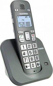 TELEFUNKEN - Telephones sans fil TTB 00601 SILVER - de la marque Telefunken image 0 produit