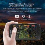 Telephone Portable Etanche, 4G Blackview BV7000 Smartphone Antichoc(Écran : 5.0' FHD - 16 Go - Android 7.0 - Double SIM - 3500 mAh Batterie - Appareil Photo 8MP - Empreinte Digitale),Smartphone Incassable et Antipoussière, Gris de la marque Blackview image 3 produit