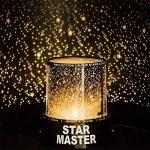 Temps de Soldes® projecteur étoiles lampe de table Veilleuse pour enfant Ciel étoilé de la marque Tempo di Saldi® image 4 produit