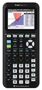 Texas instruments 84PLCE/TBL/2E5/A TI-84 Plus CE-T Calculatrice graphique avec lien USBK inclus de la marque Texas Instruments image 0 produit