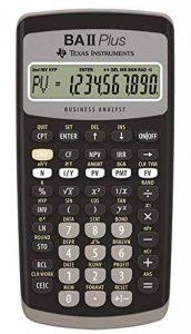Texas Instruments BA-II-Plus Calculatrice financière 10 chiffres Mémoire 10 Mo de la marque Texas Instruments image 0 produit