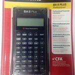 Texas Instruments BA II Plus Calculatrice financière professionnelle Iibapro/CLM/1L1/D de la marque Texas Instruments image 2 produit