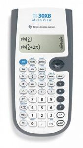 Texas Instruments Calculatrice TI 30 XB MultiView de la marque Texas Instruments image 0 produit