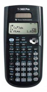 Texas Instruments TEX-TI36XPRO Calculatrice Scientifique Noir de la marque Texas Instruments image 0 produit